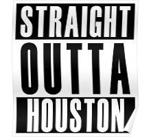 Straight Outta Houston Poster