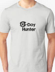 0-day Hunter Unisex T-Shirt