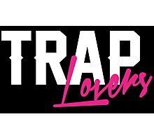 Trap Lovers Photographic Print
