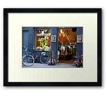 Smart Shop Framed Print