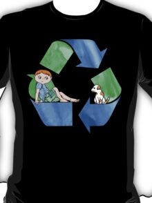 Boys Love the Planet, Too T-Shirt