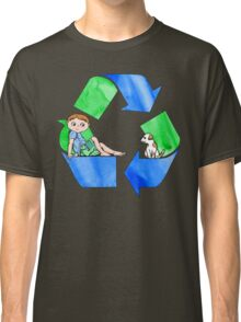 Boys Love the Planet, Too Classic T-Shirt