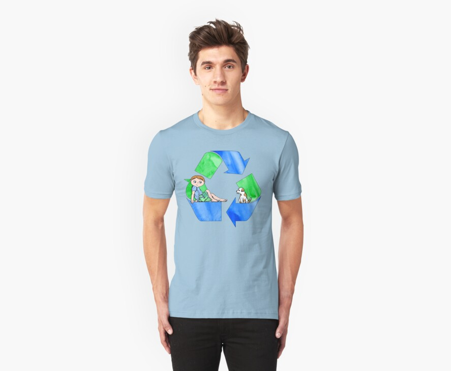 Boys Love the Planet, Too by micklyn