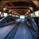 Covered Bridge Infrastructure by phil decocco