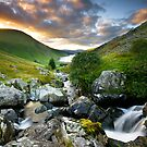 Talla Reservoir by Brian Kerr