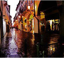 Padova, Italy Photographic Print