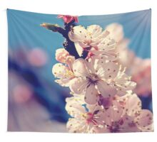 Kissed by the sun Wall Tapestry