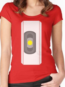 The Controller Women's Fitted Scoop T-Shirt