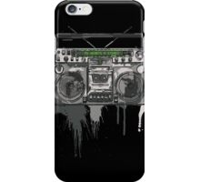 My heart's a stereo iPhone Case/Skin