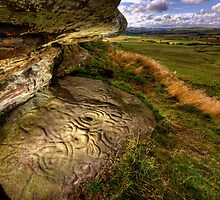 Ketley Crags Rock Shelter by Brian Kerr