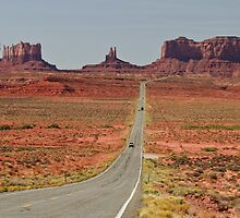 Utah Monument Valley by upthebanner