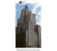 Industrial Trust Building, Providence, Rhode Island iPhone Case/Skin