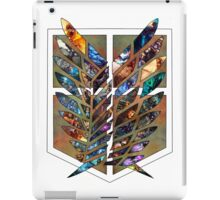 League Of Legend Characters  iPad Case/Skin