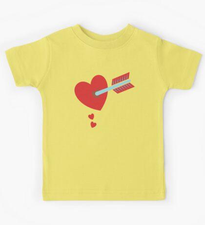 ARROW through the HEART Kids Tee