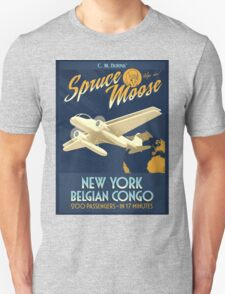 Fly the Spruce Moose T-Shirt