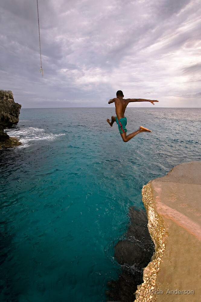 Jumpin' Jamaica by Trish  Anderson