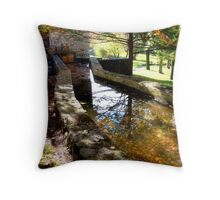 Burwell-Morgan Mill_1 Throw Pillow