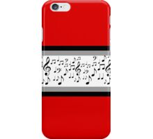 Musical Red Spiritwear - Thick iPhone Case/Skin