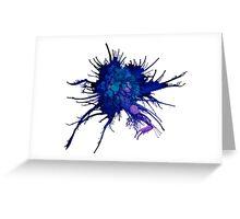 The Protomolecule Greeting Card