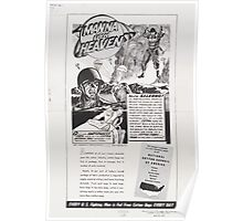 United States Department of Agriculture Poster 0034 Manna from Heaven Poster