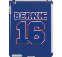 Team Bernie 16 2016 election  iPad Case/Skin