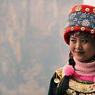 Zhangjiajie smile by Nicolas Noyes
