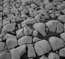 Kilve Beach by cherryamber