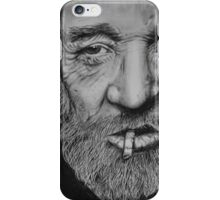Old Man iPhone Case/Skin