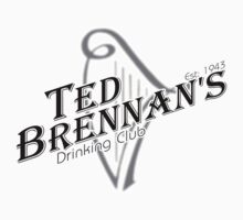 Ted Brennans Drinking Club by TexTs