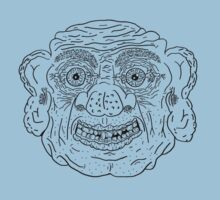 Troll Caricature Kids Clothes