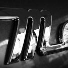 Maserati Badge by Luke Griffin