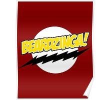 Beardzinga Poster