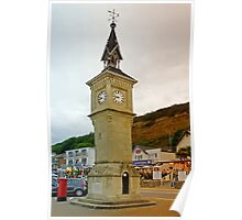 The Clock Tower, Shanklin Poster