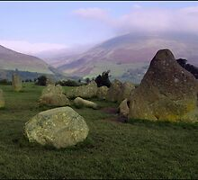 Castlerigg Stone Circle  by Michelle Booth