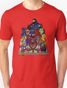 Matt-Trakker.com Celebrate 30 Years of M.A.S.K. Unisex T-Shirt