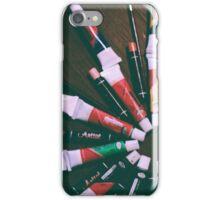 art - paints iPhone Case/Skin