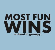 Most Fun Wins by LennyBruce538