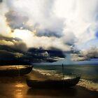 2 fishing boats by ranjay
