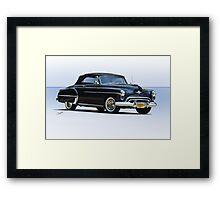 1950 Oldsmobile Rocket 88 Convertible Framed Print