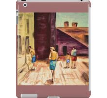 Tourists 1963 iPad Case/Skin