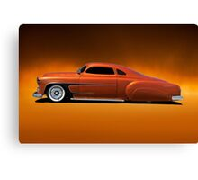 1951 Chevrolet 'Fifties Style' Kustom Canvas Print