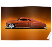 1951 Chevrolet 'Fifties Style' Kustom Poster