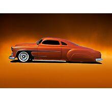 1951 Chevrolet 'Fifties Style' Kustom Photographic Print