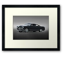 1950 Ford Custom Coupe Framed Print