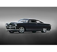 1950 Ford Custom Coupe Photographic Print