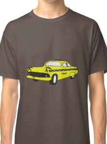 Cute Yellow Cab Classic T-Shirt