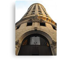 Turk's Head Building, Providence Canvas Print