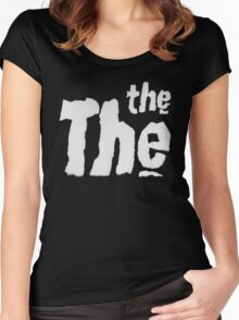 The The T-Shirt Women's Fitted Scoop T-Shirt