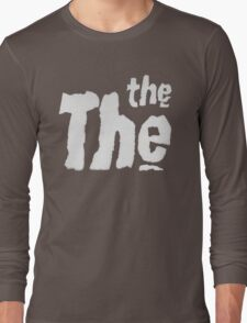 The The T-Shirt Long Sleeve T-Shirt