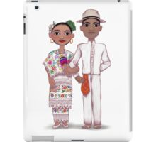 Mexican Couple - Yucatán iPad Case/Skin